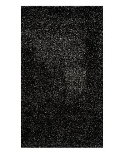 Safavieh California Shag Rug, Black, 11' x 15'