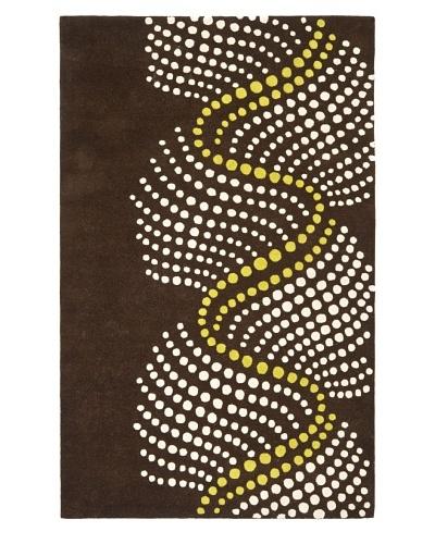 Safavieh Soho Collection Wool Rug [Brown/Beige]