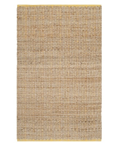 Safavieh Cape Cod Rug, Yellow, 3' x 5'