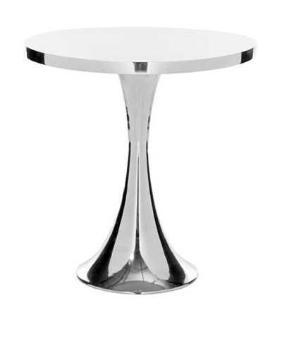 Safavieh Home Collection Stacy Aluminum Side Table