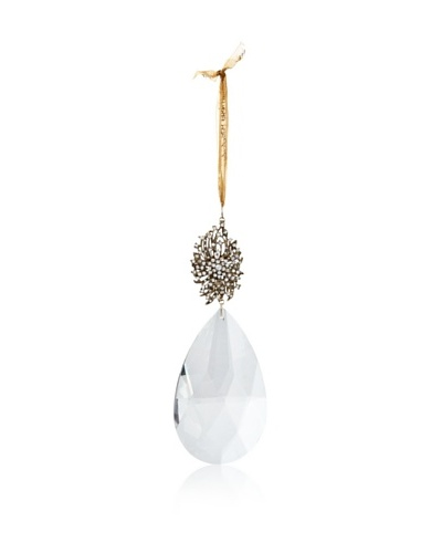 Sage & Co. Crystal Ornament with Jewelry Top