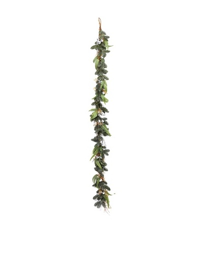 Sage & Co. Faux Eucalyptus and Pine Garland