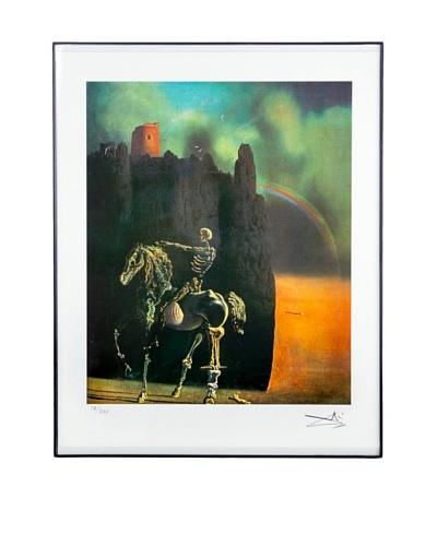 Salvador Dalí Horseman of Death Framed Limited Edition