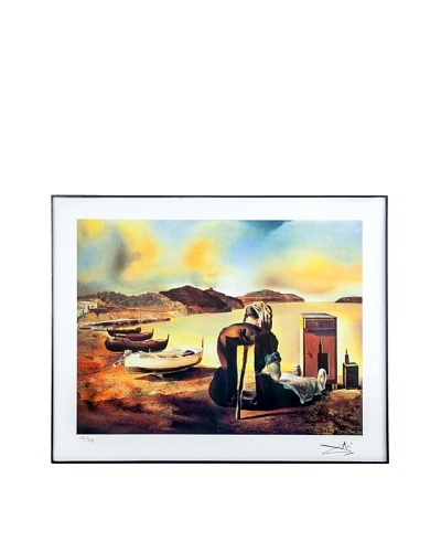 Salvador Dalí The Weaning of Furniture Nutrition Framed Limited Edition