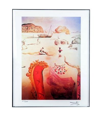 Salvador Dalí Paranoia Framed Limited Edition