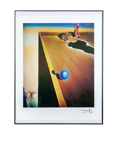 Salvador Dalí Vertigo Framed Limited Edition