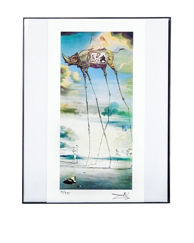 Salvador Dalí Celestial Ride Framed Limited Edition