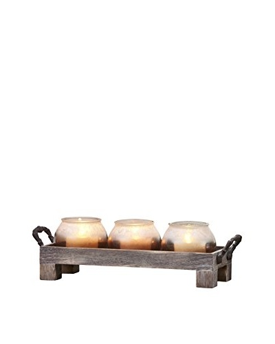 San Miguel Marin Lighting Tray Set