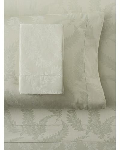 Scandia Home Fern Jacquard Sheet Set