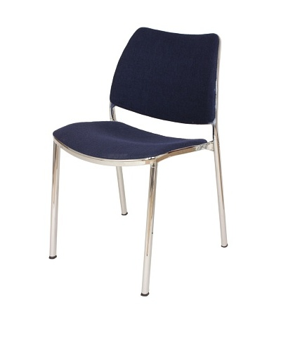 Control Brand Asta Side Chair, Blue