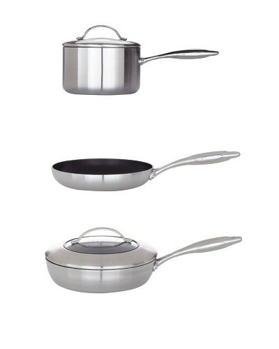 Scanpan CTX 5-Piece Cookware Set [Silver]