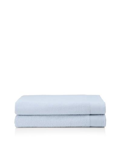 Schlossberg Sensitive 2 Piece Bath Sheet Set [Breeze]