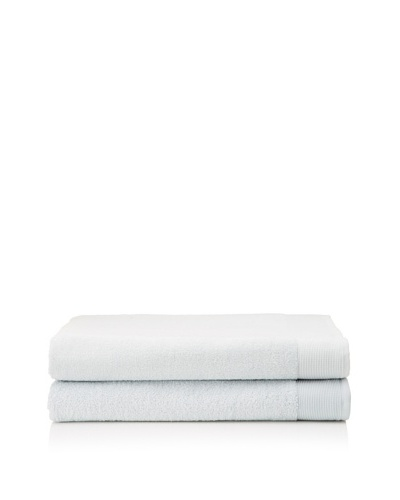 Schlossberg Sensitive 2 Piece Bath Sheet Set, Quartz