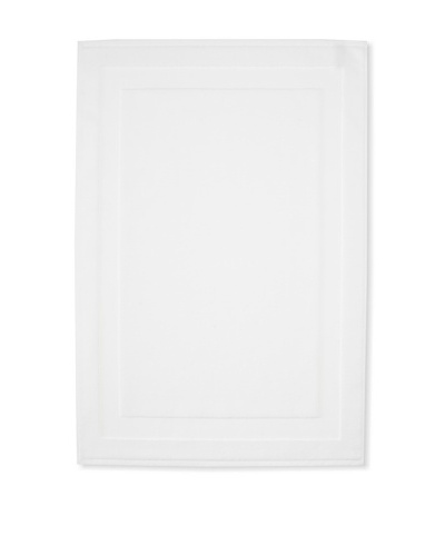 Schlossberg Interio Bath Mat, White