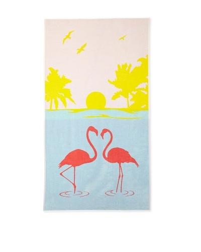 Schlossberg Hawaii Beach Towel, Bleu
