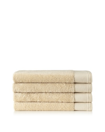 Schlossberg Set of 4 Interio Hand Towels, Ivory