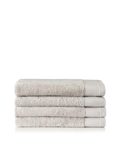 Schlossberg Set of 4 Interio Hand Towels, Grey