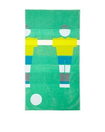 Schlossberg Champion Beach Towel, Vert