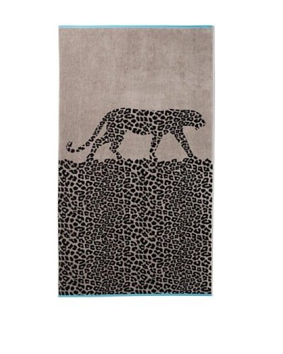 Schlossberg LEO Beach Towel, Brown