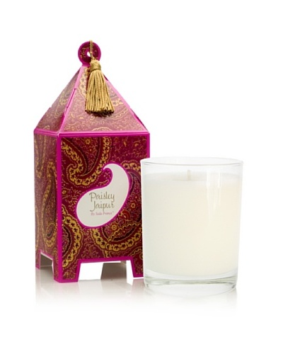 Seda France Jaipur Pagoda Box Candle, 10-Oz.