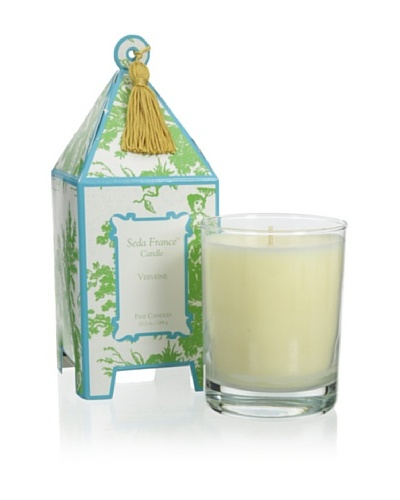 Seda France 10-Oz. Vervaine Pagoda Candle