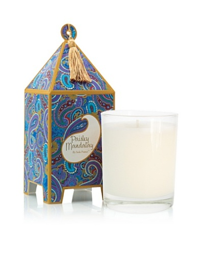 Seda France Mandalay Pagoda Box Candle, 10-Oz.
