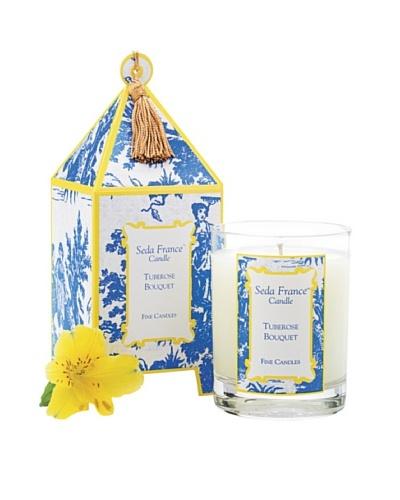 Sedafrance Tuberose Bouquet 10-Oz. Pagoda Candle