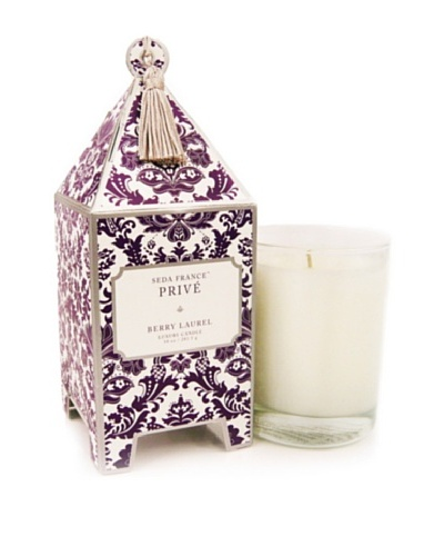 Seda France Berry Laurel Pagoda Candle