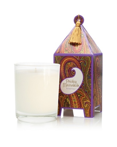 Seda France Marrakesh Pagoda Box Candle, 10-Oz.