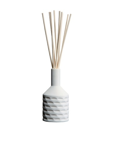 Serene House Porcelain Bouteille Reed Diffuser, Coupe