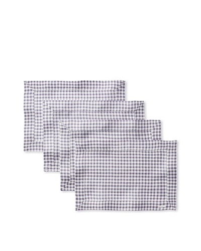 Sferra Set of 4 Piccadilly Placemats, Violet