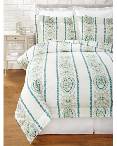 1891 by SFERRA Delaney Duvet Set