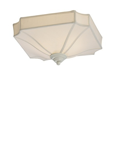 Shades of Light Silky Shade Ceiling Light
