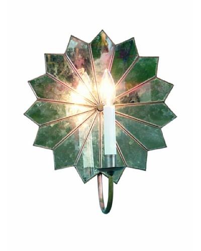 Shades of Light Multi Mirror Star Wall Sconce