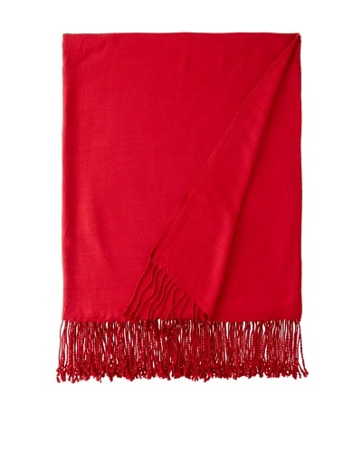 Nine Space Viscose from Bamboo Solid Throw Blanket
