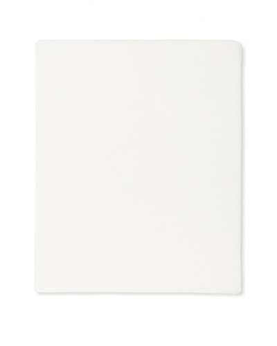 Coyuchi Percale Fitted Sheet