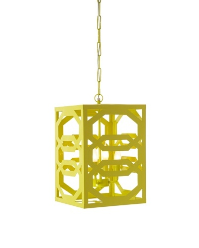 Shine by S.H.O Nel Pendant [Chartreuse]