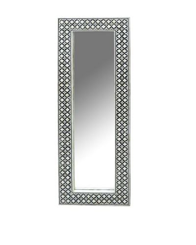 Shine Creations Bone Frame Mirror