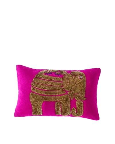Shiraleah Caravan Elephant Pillow