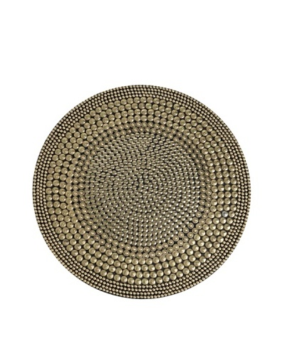 Shiraleah Cairo Round Placemat