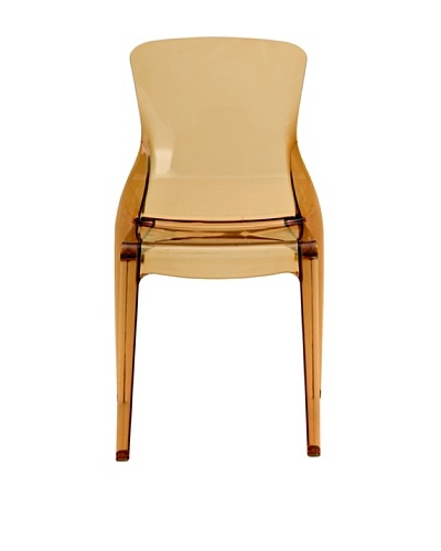 Domitalia Crystal Chair, Amber