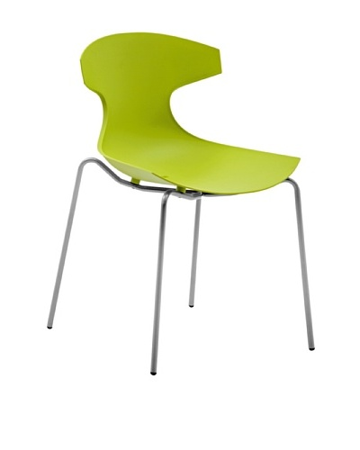 Domitalia Echo Chair, Green