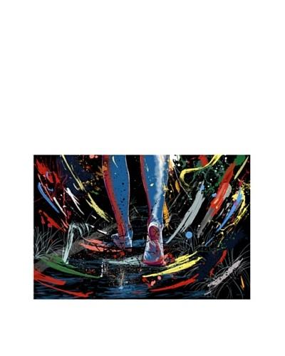 Maxwell Dickson The Path Canvas Wall Art 20 x 30