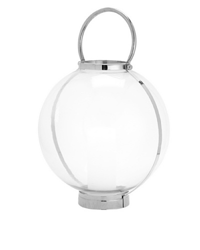 Sidney Marcus Globe Candle Holder [Silver]