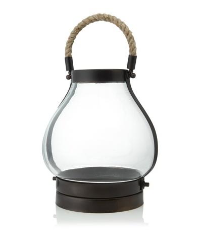 Sidney Marcus Coastal Candle Holder - Large, Black