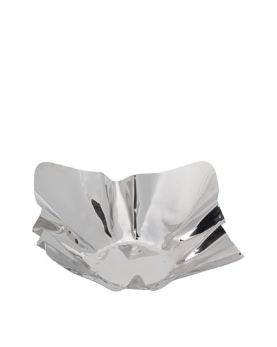 Sidney Marcus Marco Stainless Steel Square Bowl, Polished