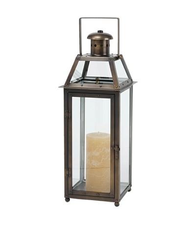 Sidney Marcus Georgetown Stainless Steel Lantern