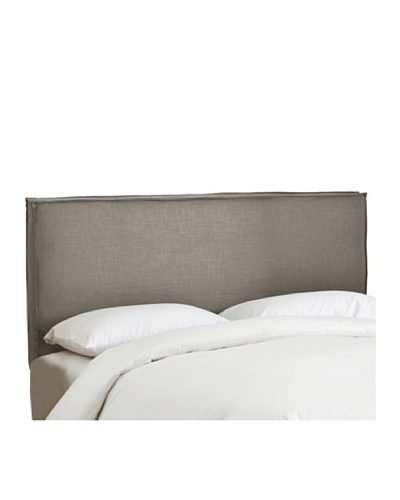 Skyline French Slipcover Headboard