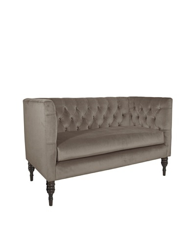 Skyline Tufted Chaise, Mystere Mondo