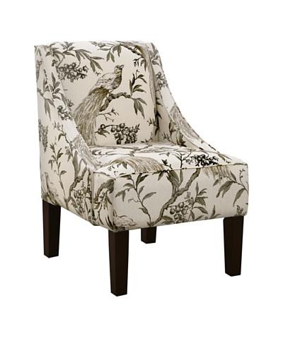 Skyline Swoop Arm Chair, Roberta Winter